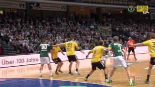 Spielbericht HSG Wetzlar - HSC 2000 Coburg