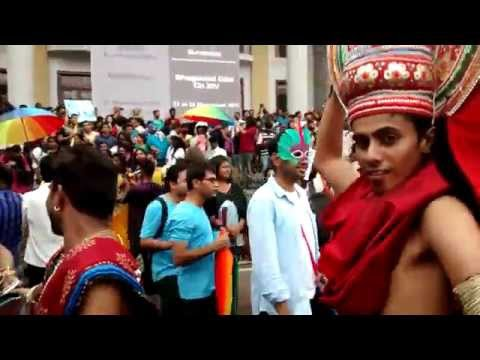 Bangalore Pride 2015@Town Hall :)