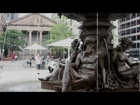 IWalked Boston's Common and Public Garden