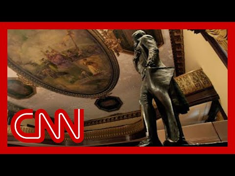Conservative commentator reacts to Jefferson statue removal