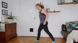 Video 21 Legs, balance and traditional