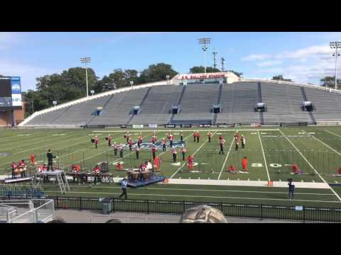 Kempsville High School marching band 2015