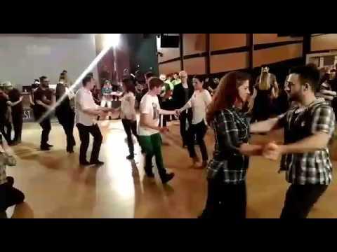 Kiwi Fest 2017 Open Strictly prelims song1 Inga&Philipp