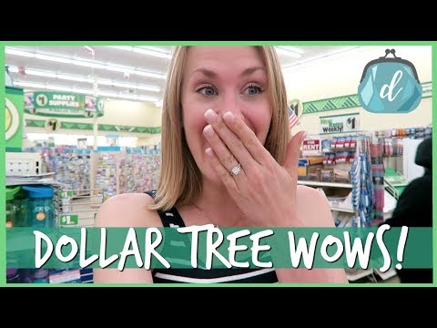 HUGE DOLLAR TREE SHOPPING VLOG 2018! 💚