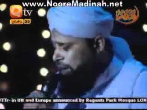 Alwada Alwada Mah e Ramzan Part1 2  Owais Raza Qadri Qtv Mehfil Shab e Qadri 08