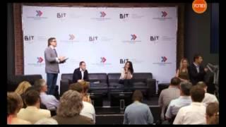 Финал конкурса BIT 2011, часть 2. Стартап-шоу