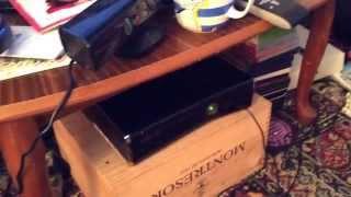 Xbox 360 Buzzing noise problem