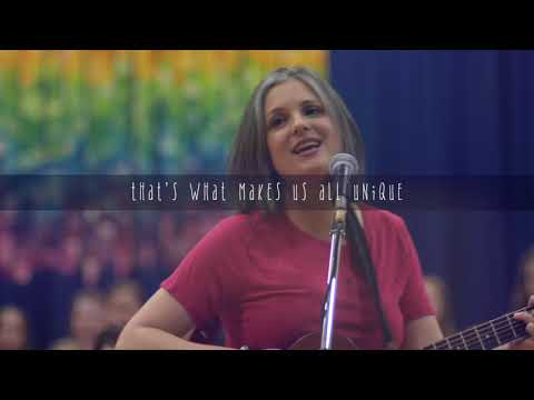 Meaghan Smith (Our Song) - Everyone Belongs - Lyric Video (Basinview's Song)