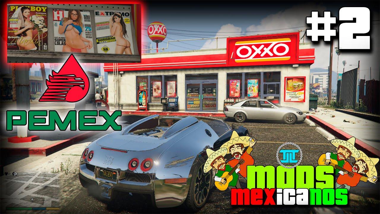 Grand Theft Auto 5 Car Wallpaper Gta V En M 233 Xico Oxxo Pemex Playboy Mx Y Mas Mods