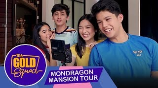 THE MONDRAGON MANSION TOUR | The Gold Squad