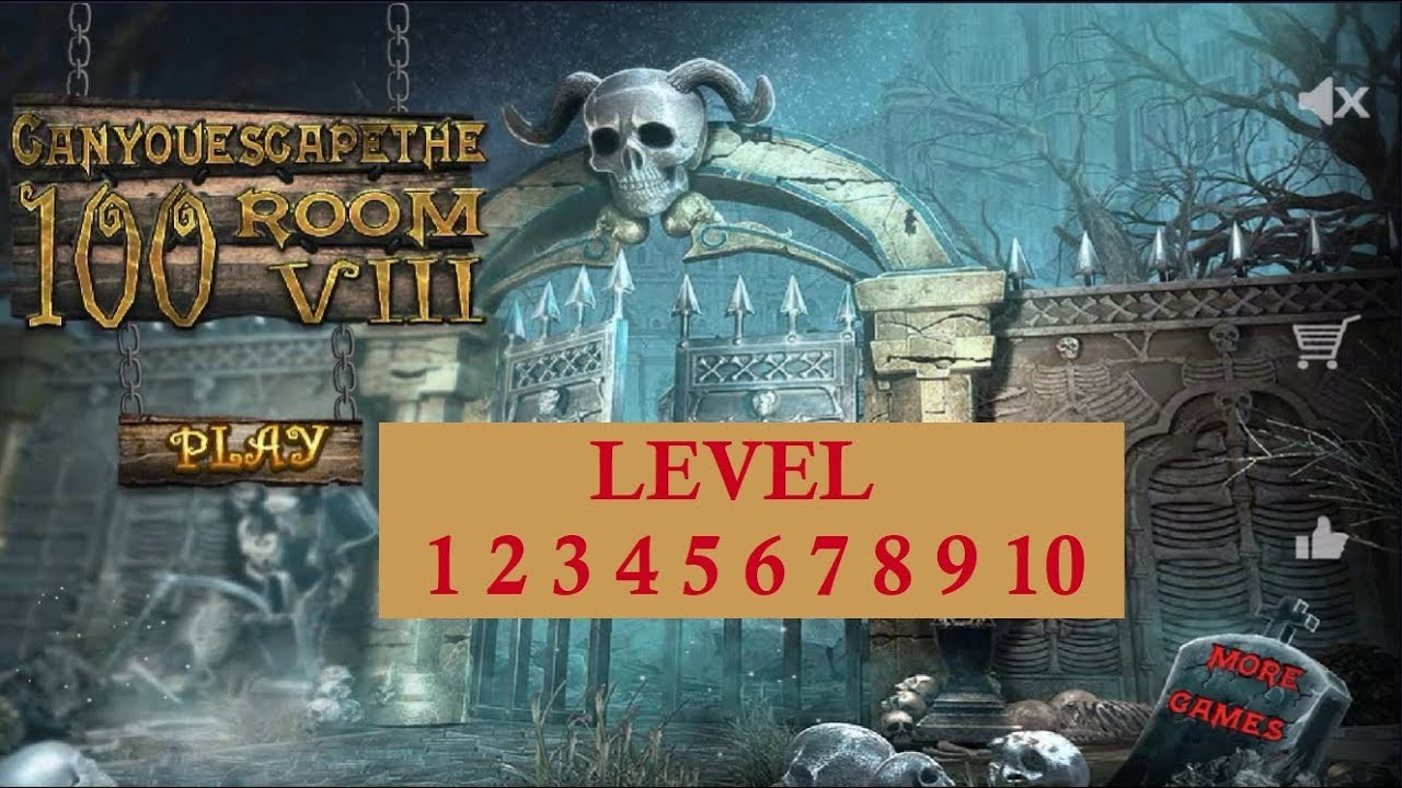 Can You Escape The 100 Rooms Viii Level 1 2 3 4 5 6 7 8 9
