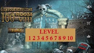 Can You Escape The 100 Rooms VIII level 1 2 3 4 5 6 7 8  9 10