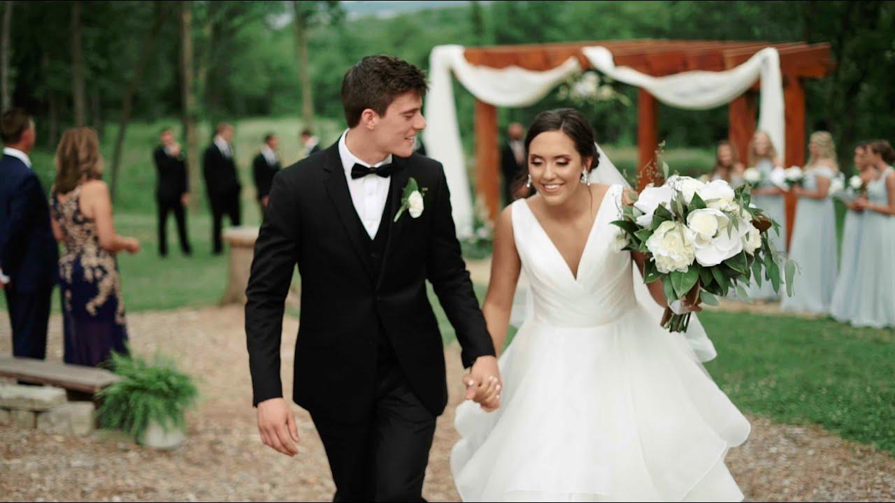 Bailey & Thomas - Missouri Wedding Videography (The Venue at Stockton Lake)