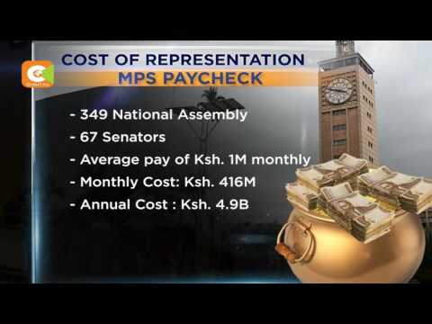 New report a special audit team shows that Kenyans are over-represented
