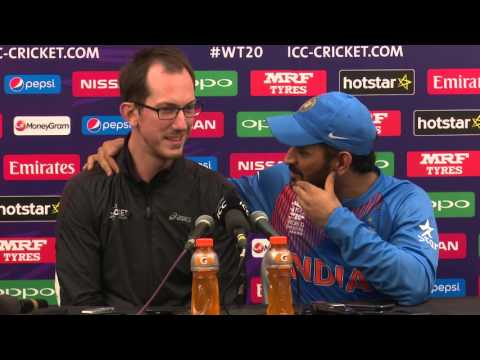 SEMI FINAL :  INDIA   ICC World T20 Post Match Press Conference