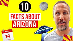 Arizona Facts: 10 Fun Facts About Arizona | Weird and Interesting Arizona History