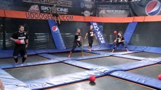Ultimate Dodgeball Championship Episode #3