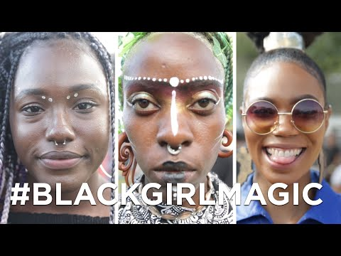 What Is Black Girl Magic?