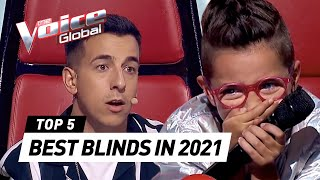 The Greatest ALL-CHAIR-TURN Blind Auditions in The Voice Kids Portugal 2021