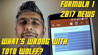 F1 News Episode 4 I'm Toto Wolff #F1