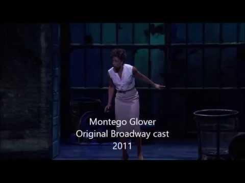 Memphis the Musical Felicia comparison - Colored Woman