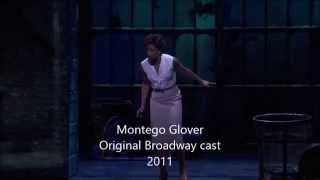 Memphis the Musical Felicia comparison - Colored Woman