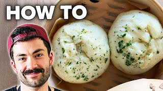 Cheesy Italian Buns From Joe Sasto's Home •Tasty