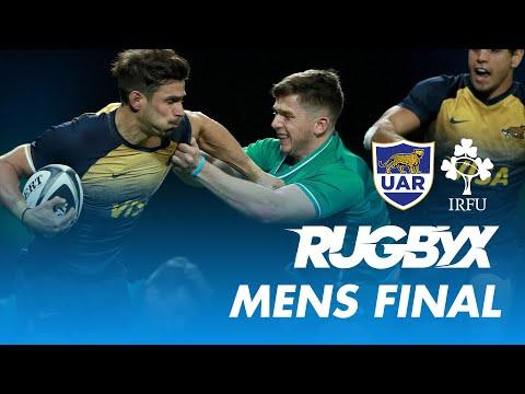 RugbyX: Mens Final - Ireland Vs Argentina