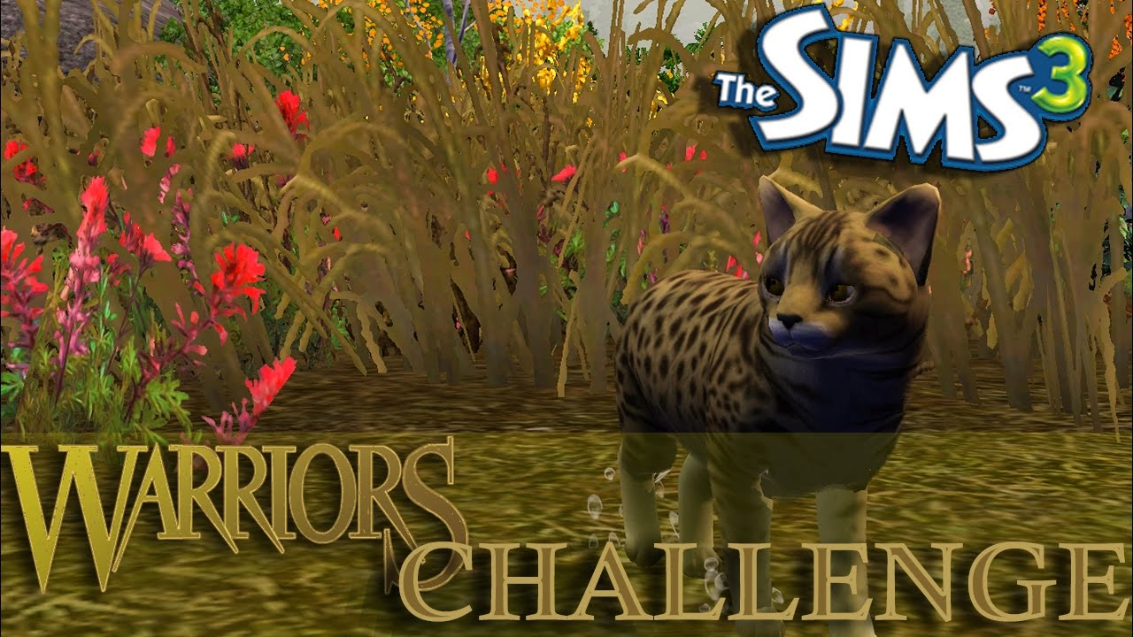 Sims Warrior Cats Challenge