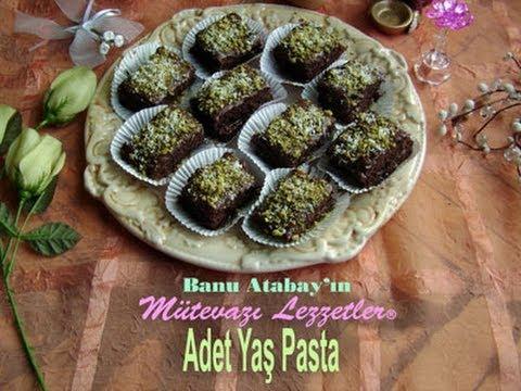 Adet Yaş Pasta (Kolay Yemek Tarifleri) - YouTube