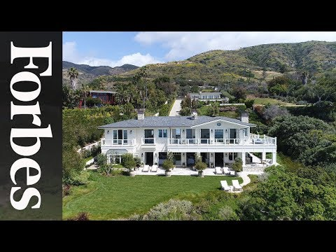 Inside Malibu's $57.5 Million Mansion | Forbes