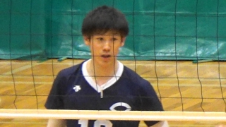 Yuki Ishikawa awesome spike and serve in All Japan Inter College 2016 Final & Semi-Final
