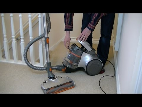 vax-air-silence-c86-aw-phe-bagless-vacuum-cleaner-unboxing-&-first-look