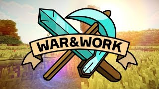Обзор уникальностей на моём 2 проекте - WarAndWork.Net