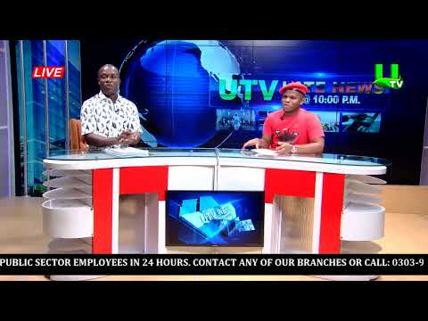 UTV Late News Discussion (18/06/2019)