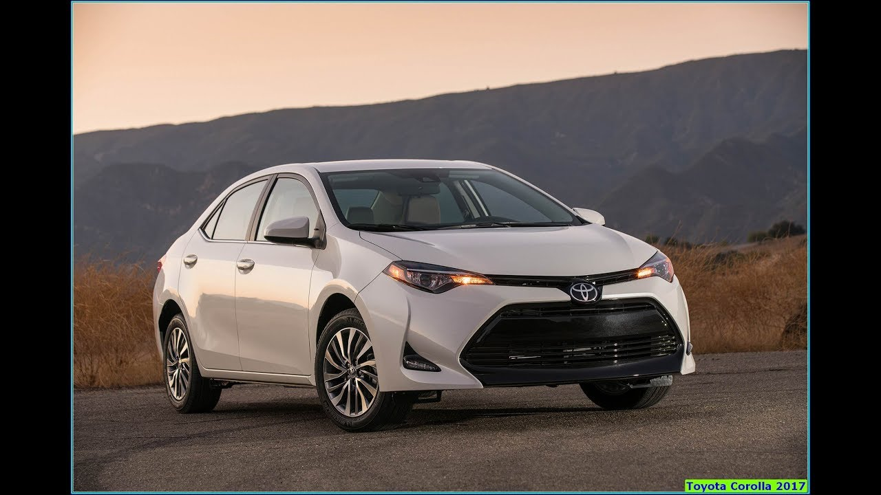 Toyota Corolla 2017 Commercial