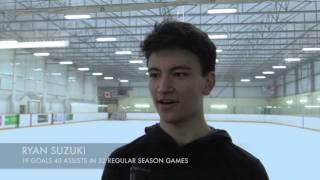 Ryan Suzuki OHL Draft Profile