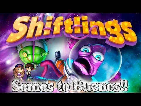 Probando Juegos: Shiftlings - Somos to buenos!