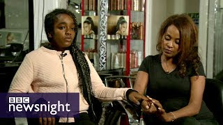 Grenfell survivors on their struggle to find a new home – BBC Newsnight