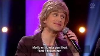 Puoluejohtajat potpuri   Putous 11. kausi   MTV3