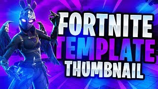 NEW UNRELEASED FORTNITE SKINS THUMBNAIL TEMPLATE! - (New Fortnite Skins FREE GFX)