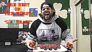 L.A. BEAST | The Best of The Worst (Failed Challenges)