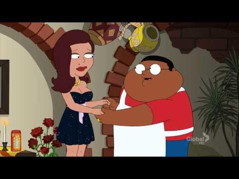 Cleveland Jr explains sex.
