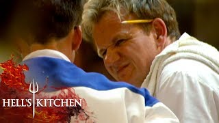 Gordon Ramsay Vs Amateur Cooks | Hell's Kitchen