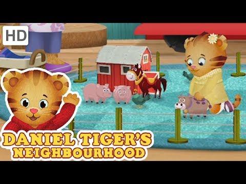 Daniel Tiger - Best Season 3 Moments (Part 6/6) | Videos For Kids