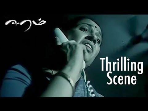 Eeram - Thrilling Scene | Aadhi | Nandha | Sindhu Menon
