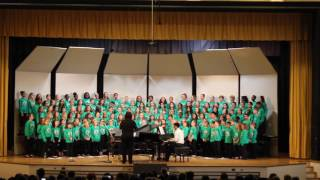 2017 Delaware ACDA Children's Honor Choir Festival - Honeybees, by Andrea Ramsey
