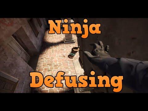 CS:GO NINJA DEFUSE #1