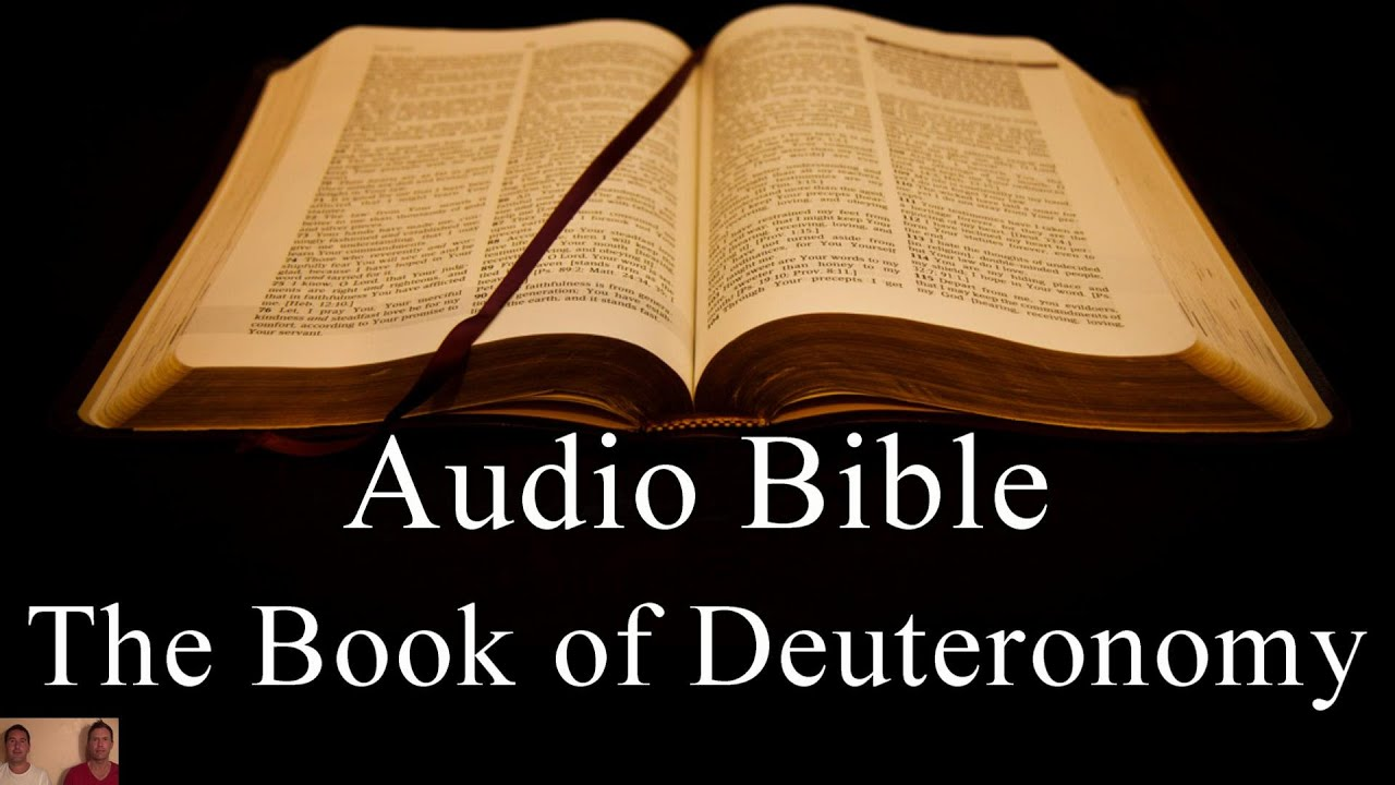The Book of Deuteronomy - NIV Audio Holy Bible - High ...