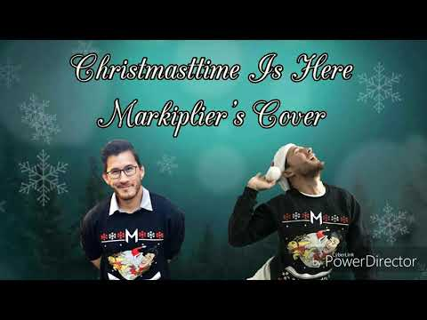 (AUDIO) Christmastime Is Here - Markiplier's Cover